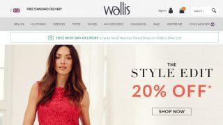 ウォリス(Wallis)大人きれいなブランド
