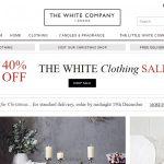 ザ・ホワイト・カンパニー(THE WHITE COMPANY)